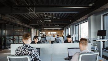 """Per """"darbostogas"""" Klaipėdoje specialistai padarė daugiau nei savo biure"""