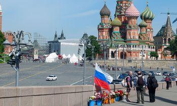 Užsienio turistams su e-viza Rusijoje leis pasilikti dvigubai ilgiau