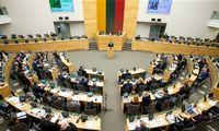 Seimo politikai kreivai žvelgia į siūlymus dėl mokesčių didinimo