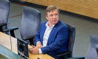 """R. Karbauskis žada """"modifikuoti"""" Seimo atmestuosius mokestinius projektus"""