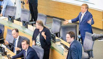 R. Karbauskis siūlo NT apmokestinimo lengvatądaugiavaikėms šeimoms