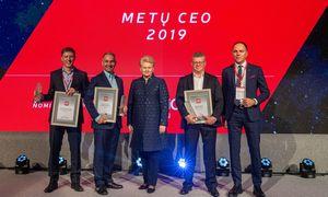 """Verslo lyderių apdovanojimai: išrinktas""""Metų CEO"""""""