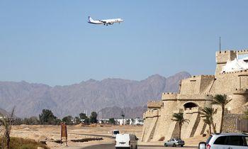 Jungtinė Karalystė panaikino draudimą skrydžiams į Šarm el Šeichą