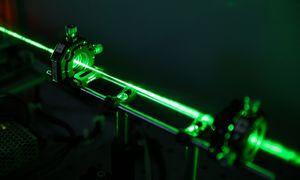 Lietuviai lazeriais ir ultragarsu apdirbs pačias trapiausias medžiagas