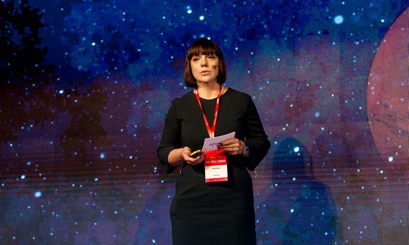 """Žana Kel, UAB """"Integre Trans"""" direktorė ir akcininkė. Simono Lankučio nuotr."""