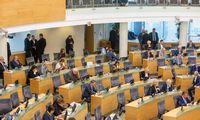 Valdantieji viliasi: pakaks balsų ir biudžetui, ir naujiems mokesčiams