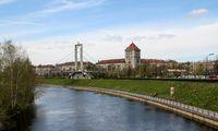 Kaunas ieško, kas už 5 mln. Eur pastatytų tiltą per Nemuną