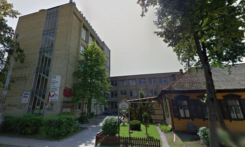 """Naugarduko g. 34, Vilnius. """"Google Maps"""" atvaizdas."""