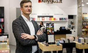 """Trečiąjį knygyną be kainų """"Knygos.lt"""" pavyko atidaryti Kaune"""