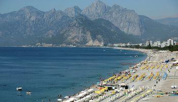 Turizmas: Antalija muša rekordus