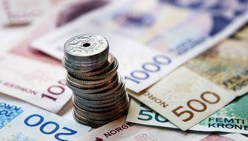Norvegijos krona atpigo rekordiškai, bet žalos Lietuvai kol kas nepadarė