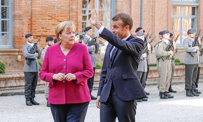 Silpstanti Vokietijos įtaka Angelos Merkel politikos saulėlydyje