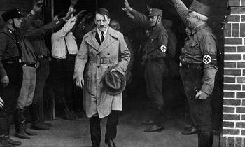 Iliustruotoji istorija: Hitleris į Rusiją žygiavo naftos