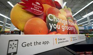 """""""Walmart"""" pristatys prekes tiesiai į šaldytuvus"""