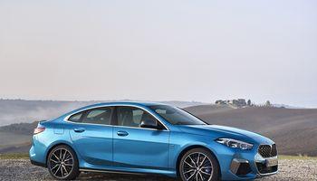 """Mažiausias BMW """"Gran Coupe"""" pasiruošė debiutui"""