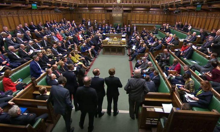 Dar viena B. Johnsononesekmė – parlamentas išankstinių rinkimų nepanoro