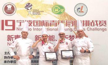 Lietuvių virtuvės meistrai iš Kinijos parsivežė sidabrą