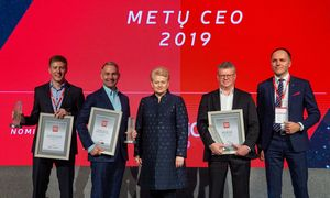 """Trys Metų CEO: Lietuvos verslo """"know how"""" – trokštama prekė pasaulyje"""