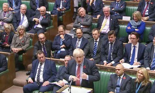 B. Johnsonas pasiekė savo – parlamentarai pritarė, kad rinkimai vyktų gruodžio 12 d.