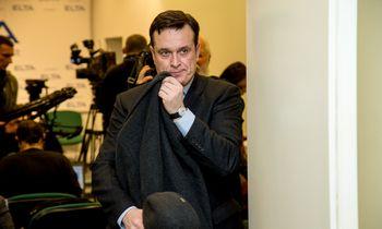 Teismas: buvęs VMI vadovas D. Bradauskas atleistas teisėtai