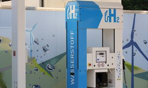 """""""Ignitis grupės""""fondasinvestuoja į vandenilio gamybos technologiją"""