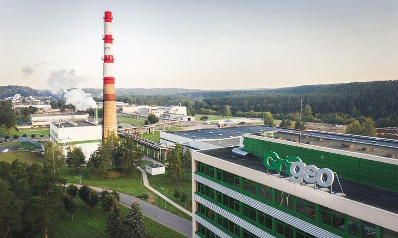 """AB """"Grigeo"""", siekdama mažinti energijos sąnaudas ir didinti konkurencingumą, įdiegė efektyvesnes ir modernesnes technologijas bei energijos vartojimo valdymo priemones."""