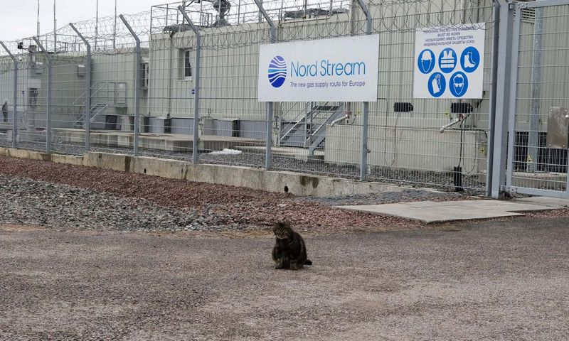 """Nord Stream"" kompresorinė Rusijoje. Naglio Navako (VŽ) nuotr."