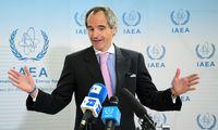 Naujas TATENA vadovas – argentinietis R. Grossi