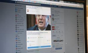 """""""Facebook"""" užverčia """"Cambridge Analytica"""" puslapį, susitarė su JK prievaizdais"""