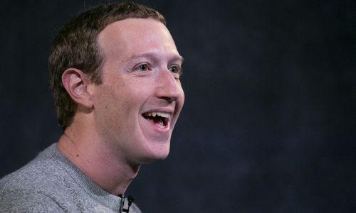 """""""Facebook"""" nudžiugino investuotojus"""