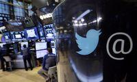 """""""Twitter"""" uždraudė politinę reklamą"""