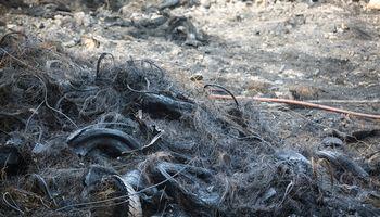 """Gaisro """"Ekologistikoje"""" grimasos: teisės aktai skylėti, rezervas apytuštis"""