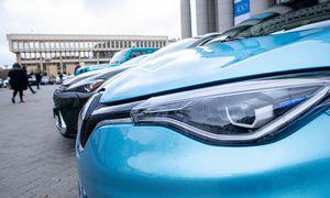 Gyventojams atsiveria galimybė gauti kompensacijas už mažiau taršius automobilius