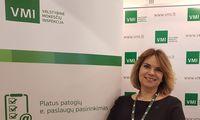 Paskirta nauja Vilniaus apskrities VMI vadovė