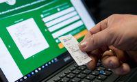 Kvitų loterija į biudžetą leido papildomai surinkti beveik 12 mln. Eur PVM