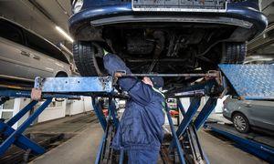 Gali brangti automobilių techninė apžiūra