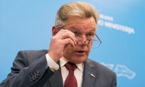 S. Skvernelis: J. Narkevičius turės pasiaiškinti dėl Lietuvos pašto valdybos