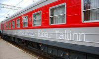 Latvija nemato poreikio keleivinio traukinio maršrutui Vilnius-Ryga-Talinas