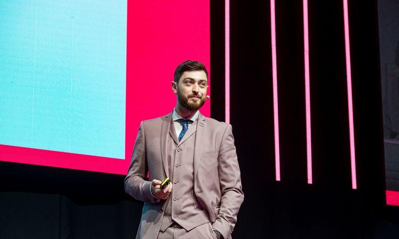 """Skaitmeninės reklamos ir komunikacijos agentūros """"Socialus marketingas"""" vadovas Arijus Žakas paskirtas ir """"Idea Vilnius"""" direktoriumi."""