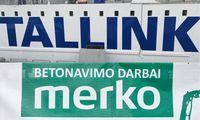"Rinka paplojo ""Tallink"", nušvilpė ""Merko"""