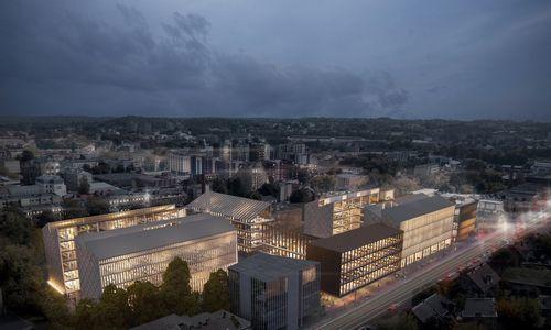 """Architektų rūmai: situacija """"Spartos"""" architektūriniame konkurse – neetiška"""