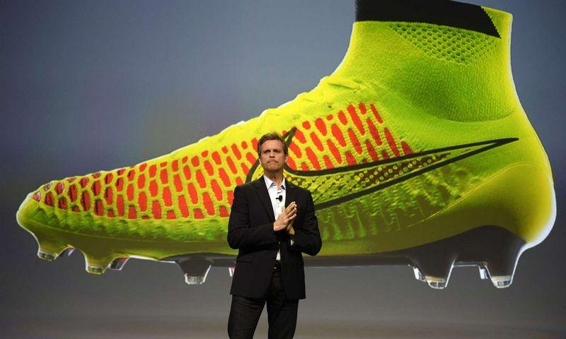 """Markas Parkeris, """"Nike"""" CEO, naujų karjeros galimybių ieškos nuo 2020 m. sausio. Lluis Gene (AFP/""""Scanpix"""") nuotr."""