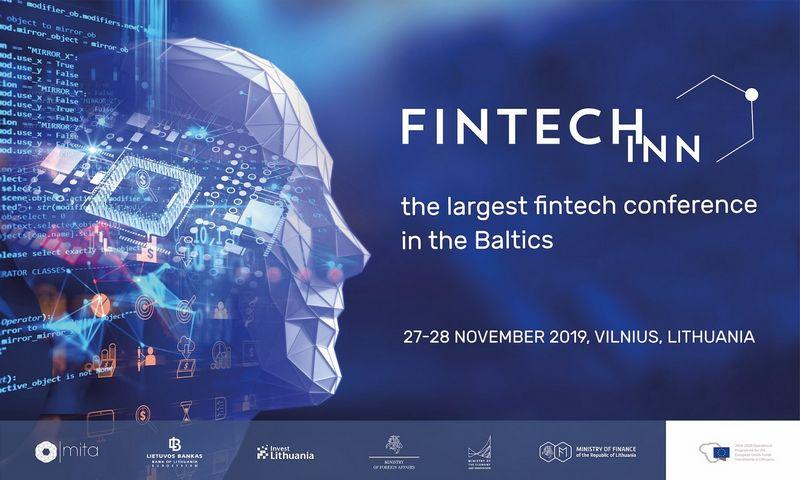 """Vilniuje lapkričio 27–28 d. vyksiančioje didžiausioje Baltijos šalyse """"fintech"""" konferencijoje """"FinTech Inn 2019"""" bus diskutuojama ir apie iššūkius, su kuriais tenka susidurti moterims, veikiančiomis finansinių technologijų sektoriuje."""