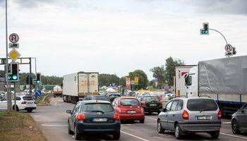 Vilniaus savivaldybė pasirašė 31 mln.Eur sankryžos rekonstrukcijos sutartį
