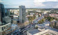 Vilniaus Konstitucijos prospekte keičiasi eismo organizavimas
