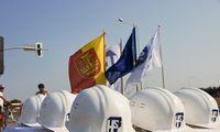 """Rail Baltica"" statanti ""Hidrostatyba"" siekia restruktūrizavimo"