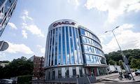 Parduotas pirmasis Vilniaus A klasės verslo centras