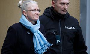 Teismas leido suimti N. Venckienę dviem mėnesiams