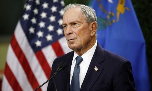 Milijardierius M. Bloombergas planuoja kandidatuoti į JAV prezidentus