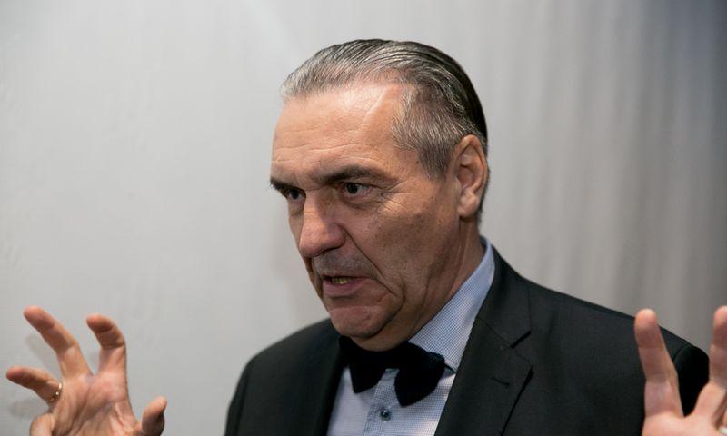 "Algirdas Kaušpėdas. Juliaus Kalinsko (""15min"" / ""Scanpix"") nuotr."